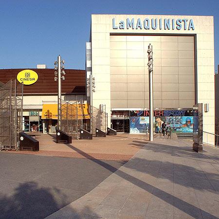 Josep obradors for La maquinista parking